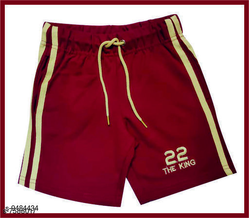 Trackpants & Joggers TRENDY BOYS SHORTS  *Sizes*  2-3 Years  *Sizes Available* 2-3 Years *    Catalog Name: Cutiepie Comfy Kids Boys Trackpants CatalogID_1668960 C59-SC1186 Code: 932-9484434-