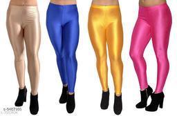 Beautiful Shiny Leggings for Women