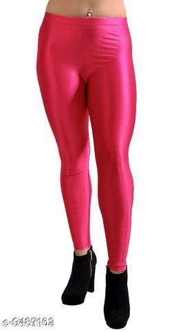 Rani Beautiful Shiny Leggings for Women's