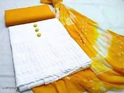 Pretty Chicken Cotton Salwar Suit