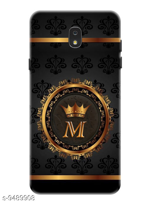 Cases & Covers Samsung J7 (2018) - Royal Text M Creative Print Mobile Case Cover  *Brand* HOMYA  *Material * Polycarbonate  *Pack* Pack Of 1  *Sizes*  Free Size  *Sizes Available* Free Size *    Catalog Name:  Creative Print Mobile Case Cover CatalogID_1670155 C99-SC1380 Code: 872-9489908-