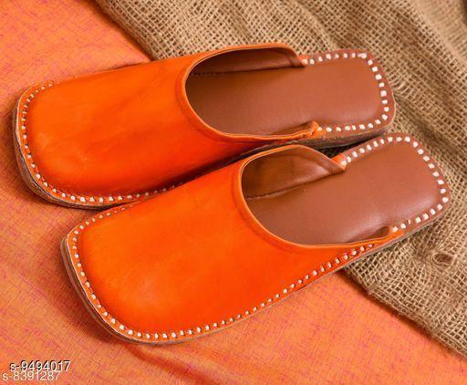 Juttis & Mojaris Jutti  *Material* Leather  *Sizes*  IND-6, IND-5  *Sizes Available* IND-5, IND-6 *    Catalog Name: Latest Fashionable Women Jutis & Mojaris CatalogID_1671081 C75-SC1069 Code: 015-9494017-999