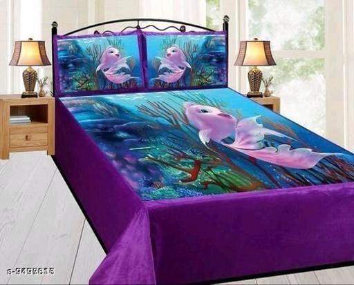 Bedsheets Navratri/Purple - Beautiful Bedsheets  *Sizes*  Queen  *Sizes Available* Queen *    Catalog Name: Elite Attractive Bedsheets CatalogID_1671906 C53-SC1101 Code: 855-9497616-