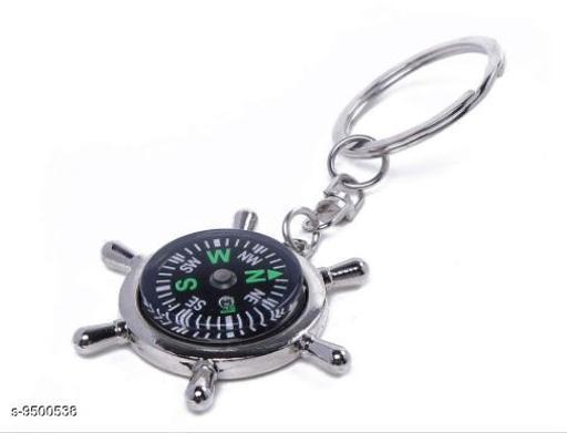 Cpmpass Key Chain