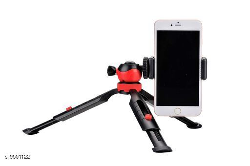 Camera Tripod Universal Phone Holder  *Product Name* Universal Phone Holder  *Color* Black  *Size* Adjustable  *Multipack* 1  *Sizes Available* Free Size *    Catalog Name:  Tripod CatalogID_1672577 C108-SC1411 Code: 334-9501122-