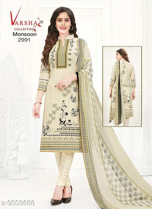 New Stylish Women's Suits & Dress Materials