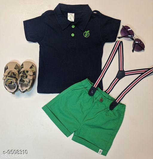 Clothing Sets TRENDY KIDS CLOTHING SET  *Multipack* Single  *Sizes*  0-6 Months  *Sizes Available* 0-6 Months *    Catalog Name: Flawsome Stylus Boys Top & Bottom Sets CatalogID_1674375 C59-SC1182 Code: 704-9508310-