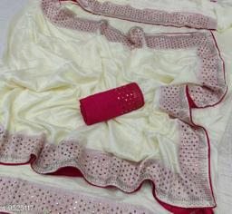 pretty look joya silk saree