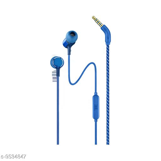 Wired Headphones & Earphones Wired Headphones & Earphones  *Product Name* Wired Headphones & Earphones  *Material* Rubber  *Multipack* 1  *Color* Blue  *Sizes*  Free Size  *Sizes Available* Free Size *    Catalog Name:  Wired Headphones & Earphones CatalogID_1680734 C97-SC1375 Code: 583-9534847-
