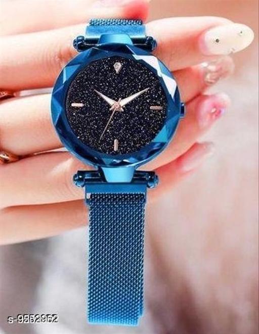 Watches Elegant Women's Watch  *Size* Free Size  *Sizes Available* Free Size *    Catalog Name: Unique Women Watches CatalogID_1684983 C72-SC1087 Code: 652-9552962-