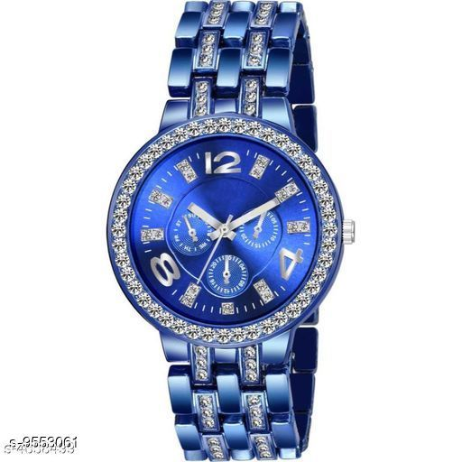 Watches Attractive Women Watches  *Size* Free Size  *Sizes Available* Free Size *    Catalog Name: Attractive Women Watches CatalogID_1685007 C72-SC1087 Code: 352-9553061-