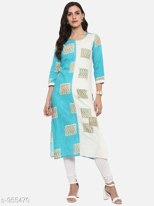 Yash Gallery Trendy Women's Kurti