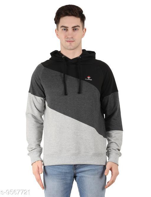 Mens Printed Full Sleeve Sweatshirt