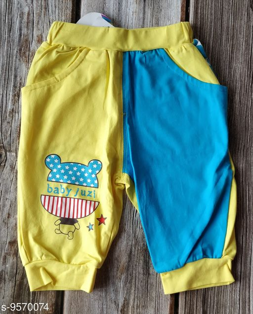 Trackpants & Joggers kids cool pants  *Fabric* Cotton Blend  *Sizes*  1-2 Years  *Sizes Available* 1-2 Years *    Catalog Name: Cutiepie Comfy Kids Boys Trackpants CatalogID_1689253 C59-SC1186 Code: 103-9570074-