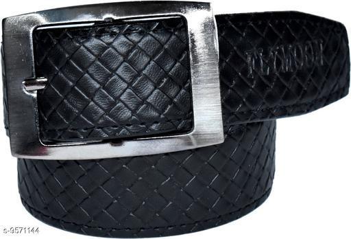Belts Mens Stylish Belts  *Material* Leather  *Pattern* Solid  *Multipack* 1  *Sizes*   *36 Belt Length * 46  *40 Belt Length * 46  *34 Belt Length * 46  *42 Belt Length * 46  *Sizes Available* 42 *    Catalog Name: Casual Unique Men Belts CatalogID_1689530 C65-SC1222 Code: 764-9571144-