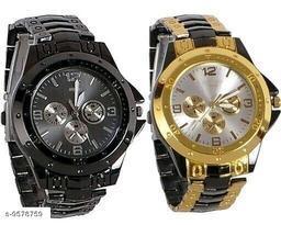 Classy Men's Watches Combo