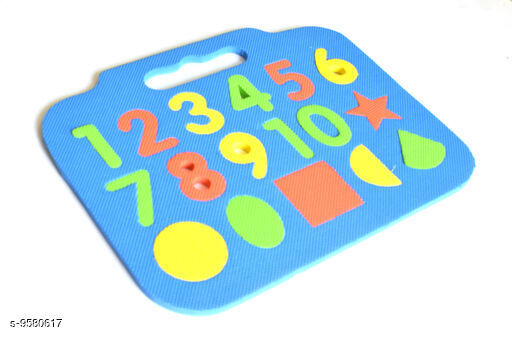 Educational Toys Educational Toys For Kids  *Product Name* Educational Puzzle  *Multipack * 1 1  *Sizes Available* Free Size *    Catalog Name: Educational Toys CatalogID_1691856 C86-SC1293 Code: 442-9580617-