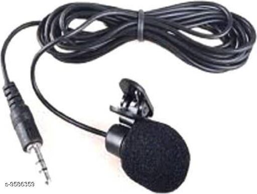Microphone Mobile Enhancement  *Color* Black  *Multipack* 1  *Size* cable length  *Sizes Available* Free Size *    Catalog Name:  Microphone CatalogID_1693255 C98-SC1504 Code: 933-9586359-