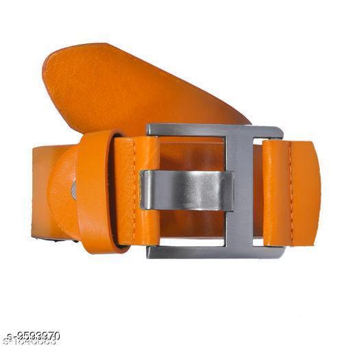 Belts Trendy Artificial Leather Men's Belt  *Material* Faux Leather/Leatherette  *Multipack* 1  *Sizes*   *36 Belt Length * 46  *40 Belt Length * 46  *34 Belt Length * 46  *42 Belt Length * 46  *Sizes Available* Free Size *    Catalog Name: Fashionable Unique Men Belts CatalogID_1695139 C65-SC1222 Code: 771-9593970-