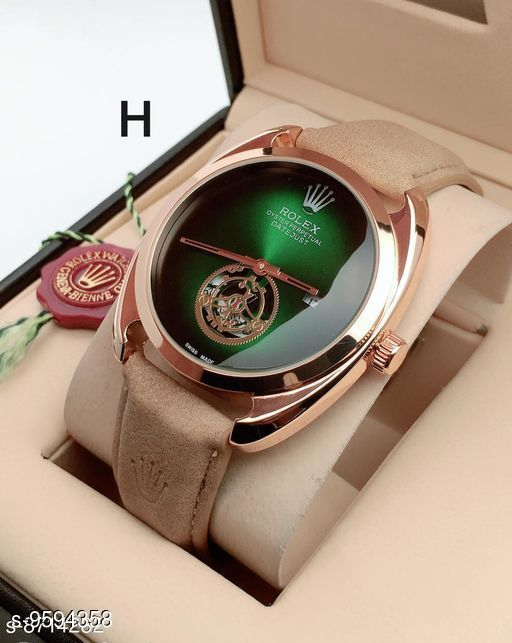 Watches Stylish Analog Watches  *Size* Free Size  *Sizes Available* Free Size *    Catalog Name: Attractive Women Watches CatalogID_1695233 C72-SC1087 Code: 9601-9594358-