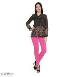 Trendy Women's Cotton Legging