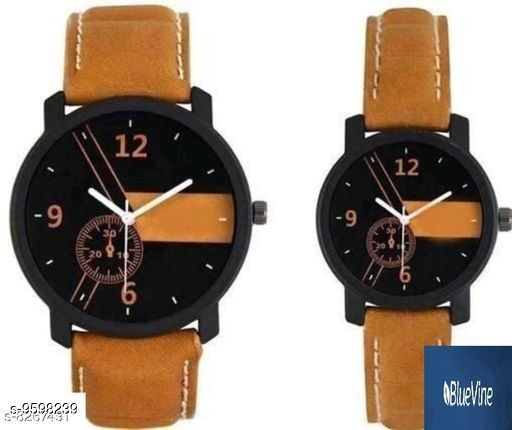 on trend couple watches