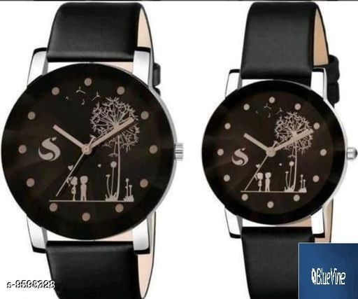 Watches on trend couple watches  *Size* Free Size  *Sizes Available* Free Size *    Catalog Name: Classy Men Watches CatalogID_1696178 C65-SC1232 Code: 842-9598328-