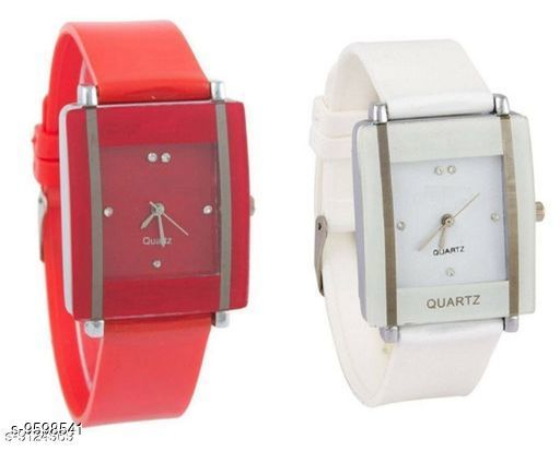 Watches STYLISH SQUARE WATCH  *Size* Free Size  *Sizes Available* Free Size *    Catalog Name: Attractive Men Watches CatalogID_1696219 C65-SC1232 Code: 852-9598541-