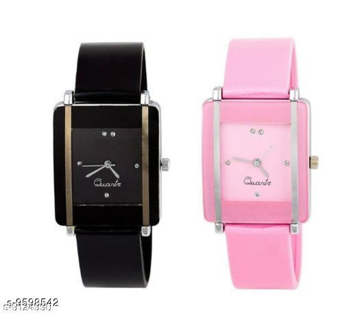 Watches casual watch for women  *Size* Free Size  *Sizes Available* Free Size *    Catalog Name: Attractive Men Watches CatalogID_1696219 C65-SC1232 Code: 852-9598542-