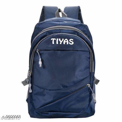Bags & Backpacks 32 Litre Capacity Laptop Backpack (Dark Blue)  *Sizes*  Free Size  *Sizes Available* Free Size *    Catalog Name: Elegant Latest Men Bags & Backpacks CatalogID_1696572 C65-SC1234 Code: 806-9600068-
