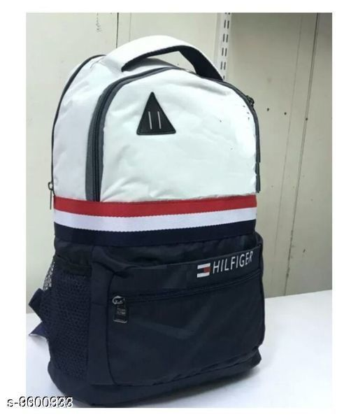 Bags & Backpacks Stylish POLYSTER s Backpack Bag  *Sizes*  Free Size  *Sizes Available* Free Size *    Catalog Name: Comforstic Modern Men Bags & Backpacks CatalogID_1696637 C65-SC1234 Code: 187-9600333-