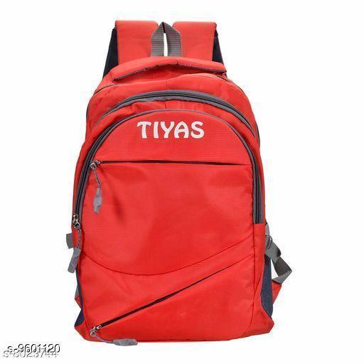 Bags & Backpacks 32 Litre Capacity Laptop Backpack (Red)  *Sizes*  Free Size  *Sizes Available* Free Size *    Catalog Name: Designer Modern Men Bags & Backpacks CatalogID_1696817 C65-SC1234 Code: 806-9601120-