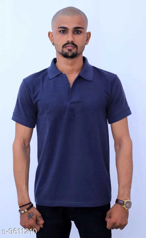 Active Tshirts Men's Sports Wear Tshirt  *Fabric* Lycra  *Sizes*   *M (Chest Size* 36 in, Length Size  *Sizes Available* M, L, XL, XXL *    Catalog Name: Stylish Fabulous Men Tshirts CatalogID_1699051 C70-SC1403 Code: 703-9611210-