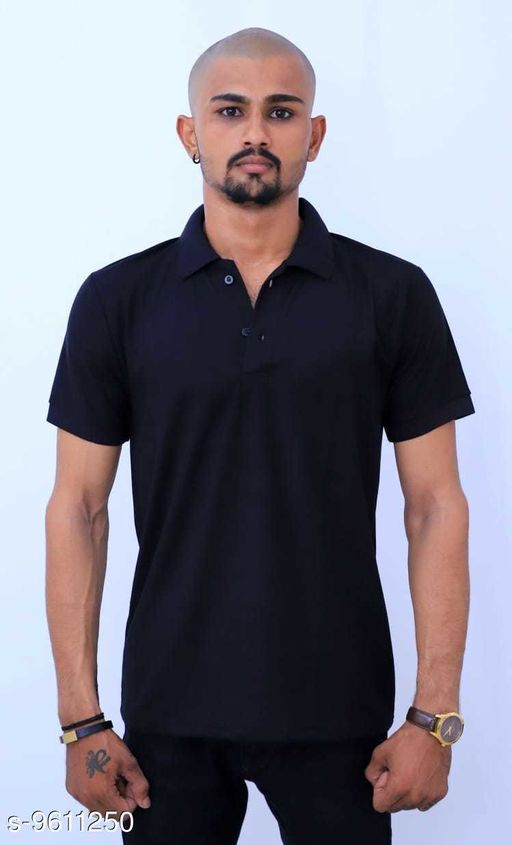 Active Tshirts Men's Sports Wear Tshirt  *Fabric* Lycra  *Sizes*   *M (Chest Size* 36 in, Length Size  *Sizes Available* M, L, XL, XXL *    Catalog Name: Classy Latest Men Tshirts CatalogID_1699059 C70-SC1403 Code: 703-9611250-
