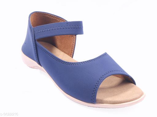 Flats Women Fashion Sandals  *Material* Textile  *Sizes*  IND-7  *Sizes Available* IND-7 *    Catalog Name: Relaxed Attractive Women Flats CatalogID_1701461 C75-SC1071 Code: 216-9622216-