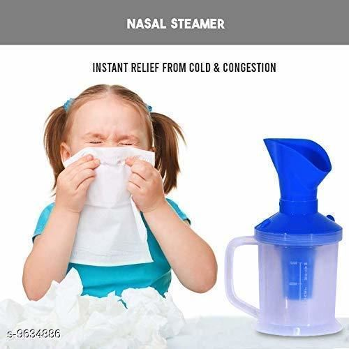 Steamers Professional Facial cum Medical Steamer/Vaporizer w Professional Facial cum Medical Steamer/Vaporizer  *Material * Plastic  *Sizes Available* Free Size *    Catalog Name: Check out this trending catalog CatalogID_1704489 C103-SC1507 Code: 984-9634886-