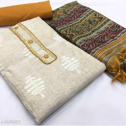 Khadi cotton materials