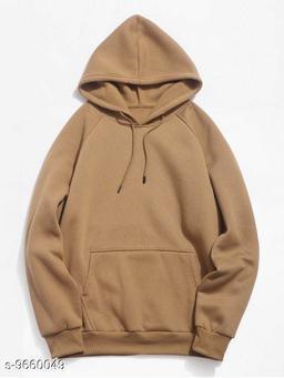 Divra Clothing Unisex Regular Fit Cotton Hoodie
