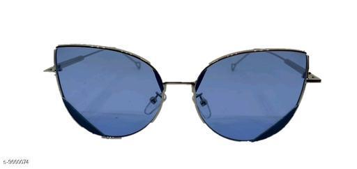 Sunglasses fancy sunglasses for women  *Frame Material* Metal  *Sizes*   *Sizes Available* Free Size *    Catalog Name: Fashionable Modern Women Sunglasses CatalogID_1710520 C72-SC1084 Code: 773-9660074-