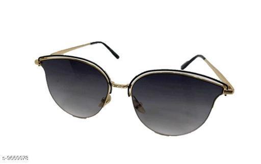 Sunglasses fancy sunglasses for women  *Frame Material* Metal  *Sizes*   *Sizes Available* Free Size *    Catalog Name: Fashionable Modern Women Sunglasses CatalogID_1710520 C72-SC1084 Code: 773-9660078-