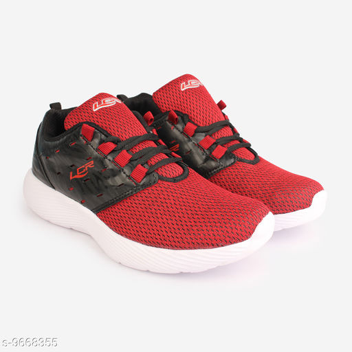 Sports Shoes & Floaters Lancer Running Training & Gym Shoes For Men  *Material* Mesh  *Sizes*  IND-10  *Sizes Available* IND-10 *    Catalog Name: Fancy Trendy Women Sports Shoes CatalogID_1712287 C75-SC1072 Code: 957-9668355-