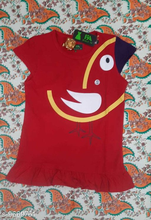 Tshirts NEW MODERN TOPS  *Fabric* Cotton  *Multipack* Single  *Sizes*  12-13 Years  *Sizes Available* 12-13 Years *    Catalog Name: Tinkle Fancy Girls Tshirts CatalogID_1712567 C62-SC1143 Code: 712-9669761-