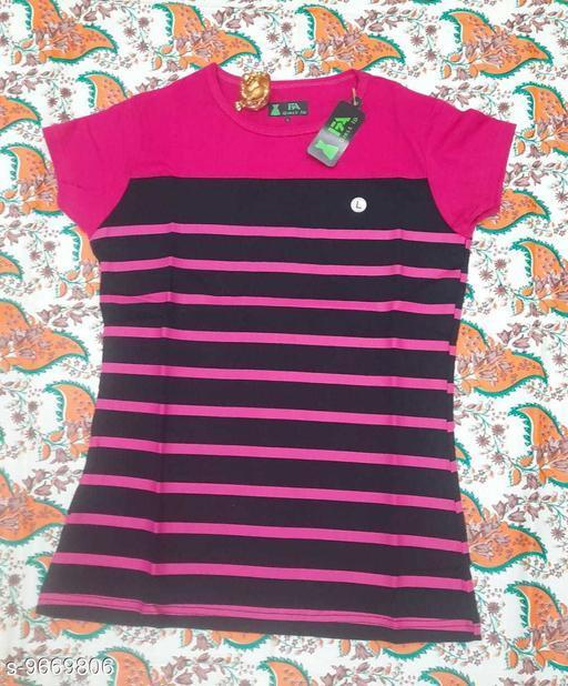 Tshirts NEW MODERN TOPS  *Fabric* Cotton  *Multipack* Single  *Sizes*  12-13 Years  *Sizes Available* 12-13 Years *    Catalog Name: Cute Elegant Girls Tshirts CatalogID_1712574 C62-SC1143 Code: 232-9669806-