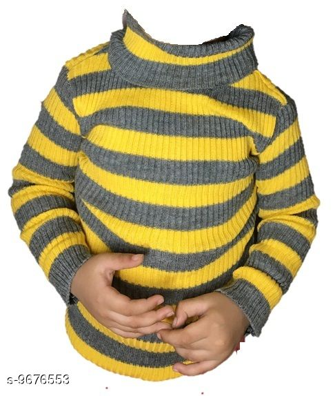 Toddler Choice Kids thermal sweater for kids