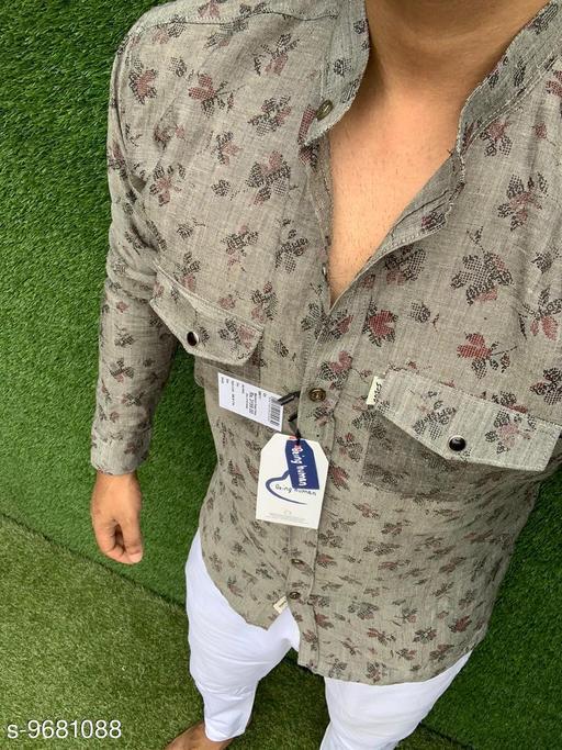 Trendy hot & latest shirt for men's