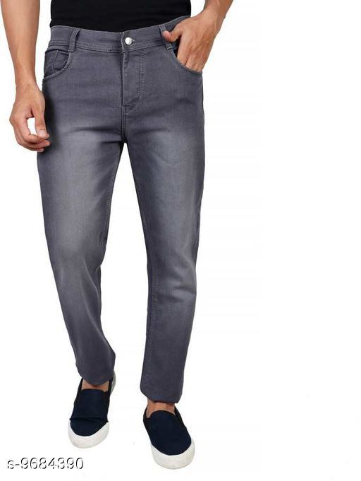 Jeans Fancy Jeans  *Fabric* Denim  *Multipack* 1  *Sizes*  30,32, 34  *Sizes Available* 30, 32, 34 *    Catalog Name: Fancy Fabulous Men Jeans CatalogID_1715628 C69-SC1211 Code: 1011-9684390-