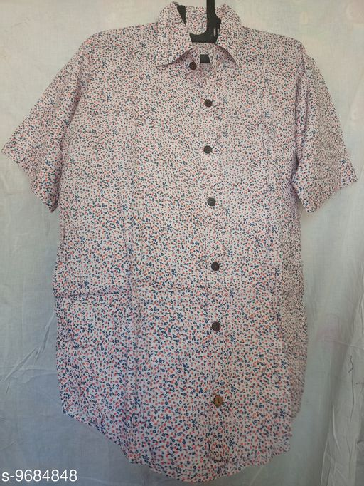 Shirts men shirts  *Fabric* Rayon  *Sizes*  L  *Sizes Available* L *    Catalog Name: Stylish Retro Men Shirts CatalogID_1715722 C70-SC1206 Code: 113-9684848-