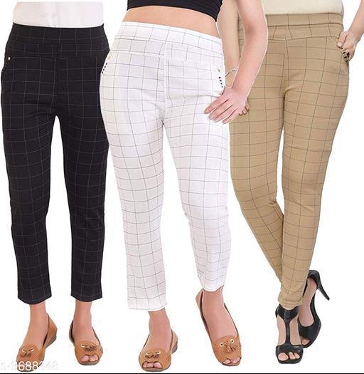 Trendy Women's Jeggings Combo