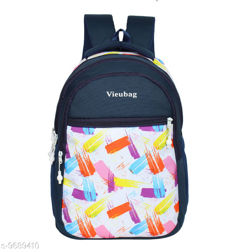 Laptop Bags & Sleeves Printed Multicolor Laptop Backpack   30 L Capacity   Multicolor  *Material* Polyester  *No. of Compartments* 2  *Pattern* Printed  *Multipack* 1  *Sizes*  Free Size  *Sizes Available* Free Size *    Catalog Name: Elegant Latest Laptop Bags & Sleeves CatalogID_1716704 C73-SC1080 Code: 995-9689410-