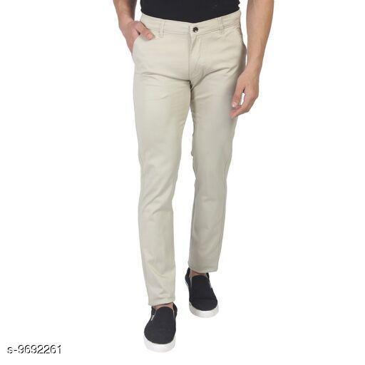 Trousers Designer Glamarous Men Trousers Designer Glamarous Men Trousers Product Name - Men Trouser Fabric - Cotton Size - 28/30/32/34 Multipack - 01 Pc  *Sizes Available* 28, 30, 32, 34, 36 *    Catalog Name: Designer Glamarous Men Trousers CatalogID_1717296 C69-SC1212 Code: 146-9692261-